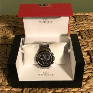 Men's Tissot V8 Chronograph